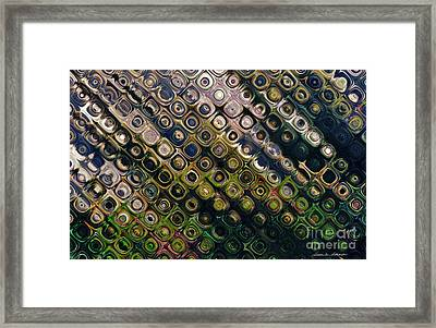 Rain Forest Framed Print