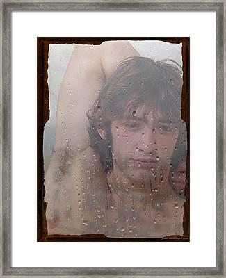 Rain Man Framed Print