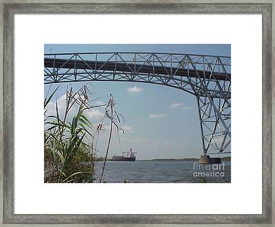 Rainbow Bridge 1 Framed Print