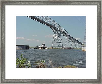 Rainbow Bridge 2 Framed Print