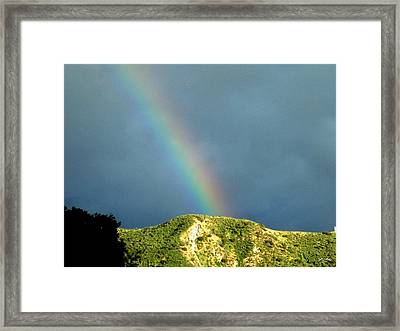 Rainbow I Framed Print