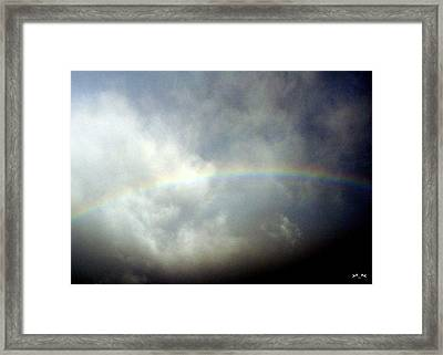 Rainbow II Framed Print