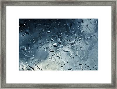 Raindrops Framed Print by Fabrizio Troiani