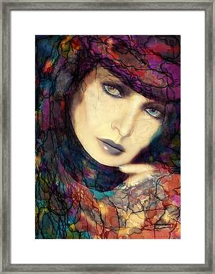 Raining Rainbows Framed Print