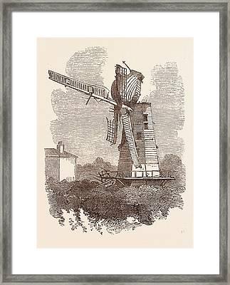 Rainsford Mill, Colchester Framed Print