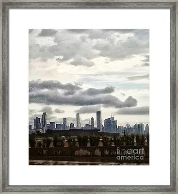 Rainyday Framed Print