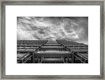 Raise The Bar Framed Print