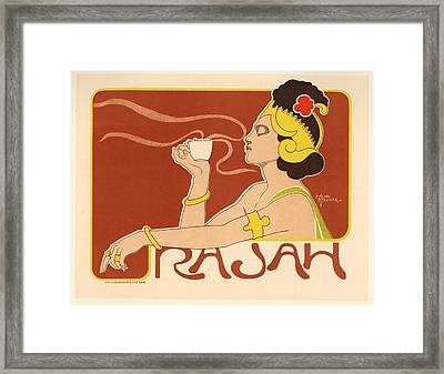 Rajah Framed Print by Gianfranco Weiss