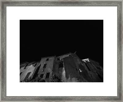 Ramatuelle Framed Print