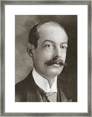 Ram�n Maximiliano Vald�s (1867-1918) Framed Print by Granger