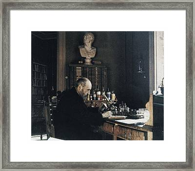 Ramon Y Cajalsantiago 1852-1934 Framed Print by Everett