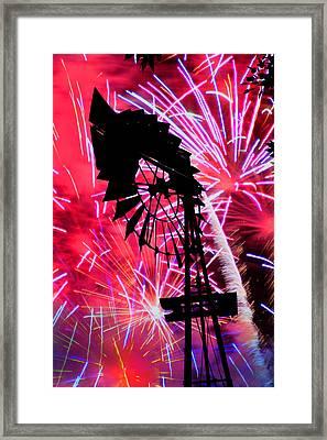 Ranch Fourth Framed Print