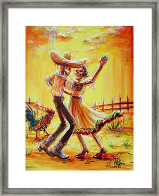 Ranchera Framed Print