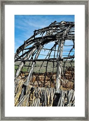 Rancho Sierra Vista Satwiwa Chumash Ap Home Framed Print