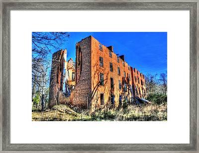 Randolph Macon College Framed Print by Brian Cole