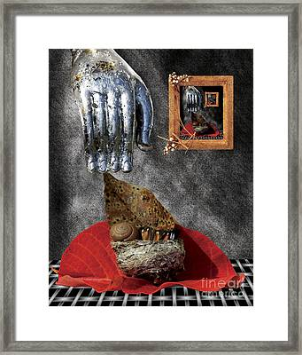 Random Acts Of Dreaming #5 Framed Print
