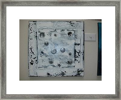Random Thoughts Framed Print