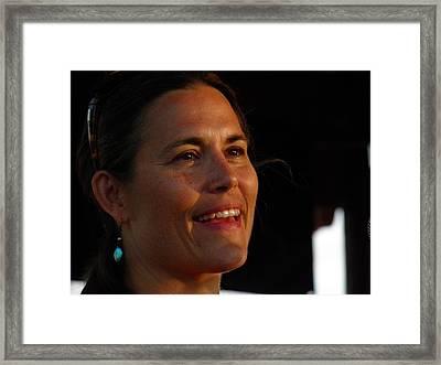 Rani Arbo Framed Print by Feva  Fotos