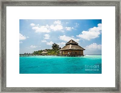 Rannaalhi Framed Print