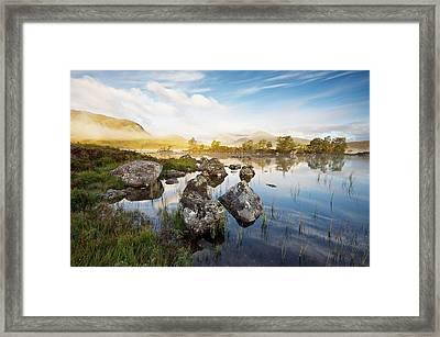 Rannoch Moor Framed Print by Stephen Taylor