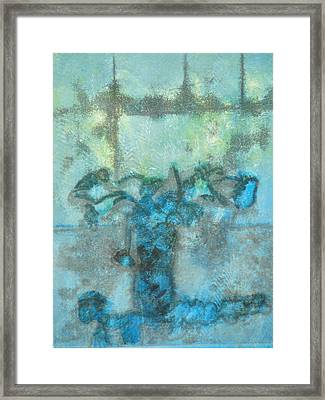 Ranunculaceous Framed Print by Valerie Lynch