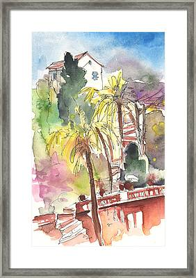 Rapallo In Italy 04 Framed Print by Miki De Goodaboom
