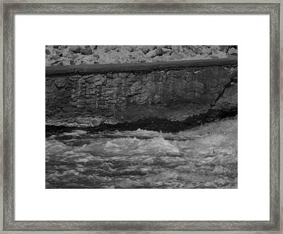 Rapid Wall Framed Print