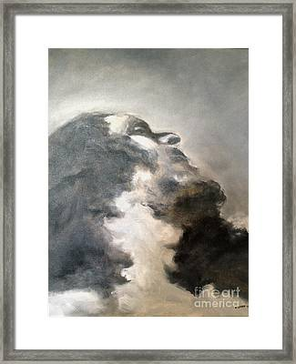 Rapture Framed Print by Michelle Dommer