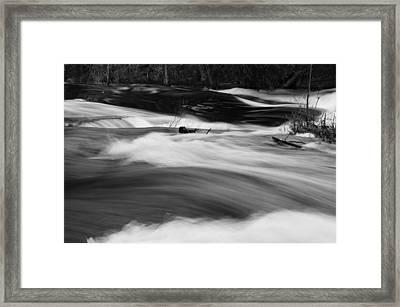 Raquette River #2 Framed Print