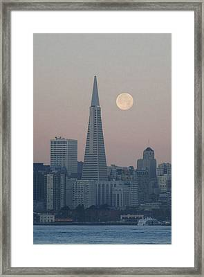 Rare Alignment Framed Print