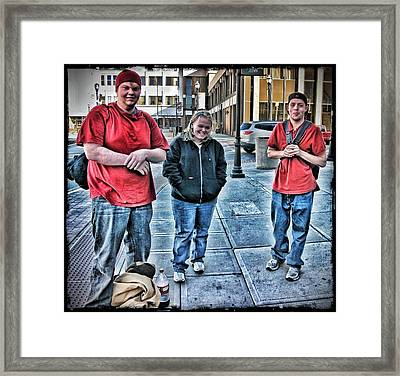 Rare Breed #4 Framed Print by John Derby