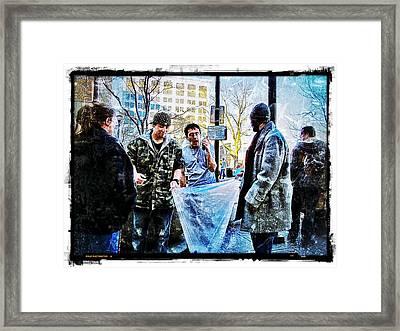 Rare Breed #5 Framed Print by John Derby