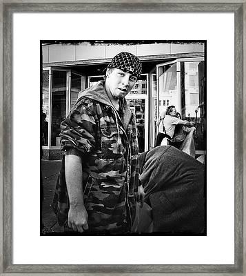Rare Breed #6 Framed Print by John Derby