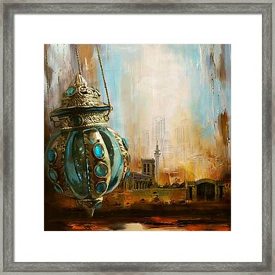Ras Al Khaimah Framed Print by Corporate Art Task Force