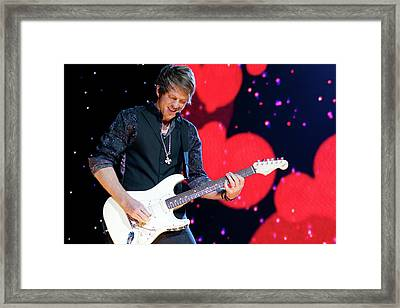 Rascal Flatts 5180 Framed Print by Timothy Bischoff