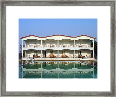 Rathambore Framed Print