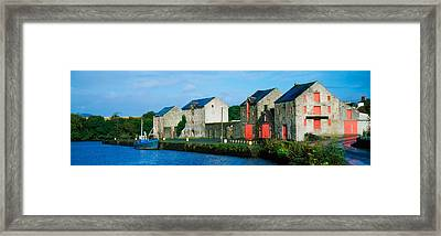 Rathmelton, Co Donegal, Ireland Framed Print by The Irish Image Collection