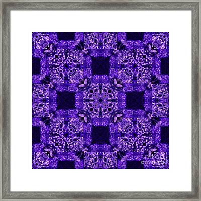 Rattlesnake Abstract 20130204m133 Framed Print by Wingsdomain Art and Photography