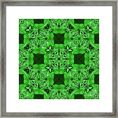 Rattlesnake Abstract 20130204p75 Framed Print by Wingsdomain Art and Photography