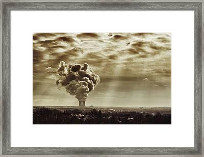 Rattlesnake Hill Framed Print