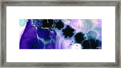Raven's Dream Framed Print by Sharon Cummings