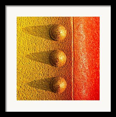 Curvature Framed Prints