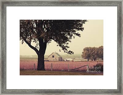 Rawdon's Countrylife Framed Print