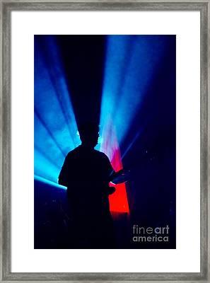 Rawk Show Framed Print