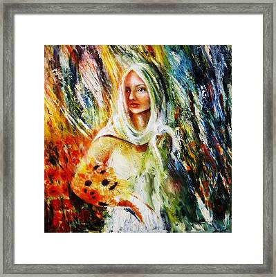 Ray Of Sunshine Framed Print