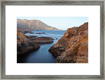 Framed Print featuring the photograph Ray Of Sunshine by Jonathan Nguyen