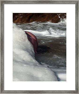 Rb #9 Framed Print