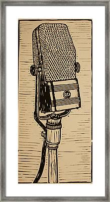 Rca 44 Framed Print by William Cauthern