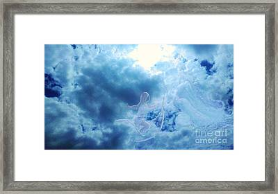 Rs-union Framed Print by Jacquelyn Roberts