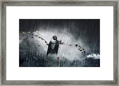Reach 2014 Framed Print